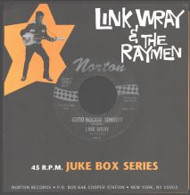 Link Wray and his  Ray Men - Good Rockin' Tonight c/w Soul Train